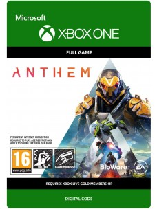 [VPN] Anthem - Xbox One Download Code