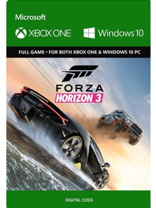 Forza Horizon 3 Plus Hot Wheels - Xbox One / Windows 10